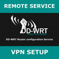 VPN Configuration Service
